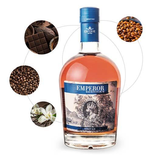 heritage rum mauritius